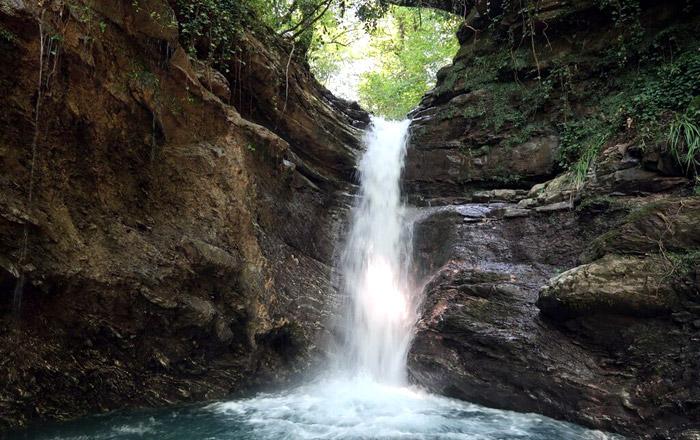 Ивановский водопад (Адлер)