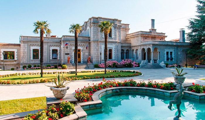Кореиз Юсуповский дворец