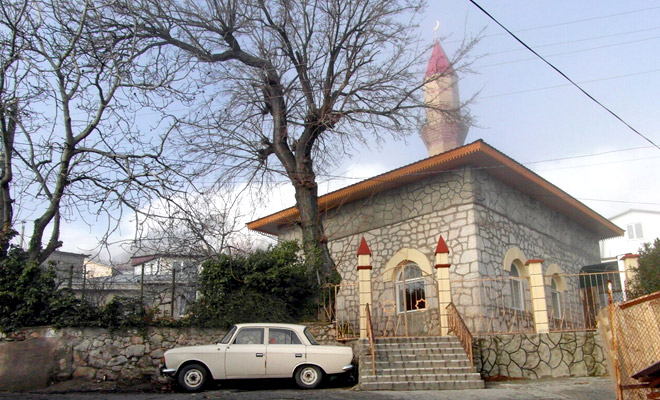 мечеть Кореиз Джамиси