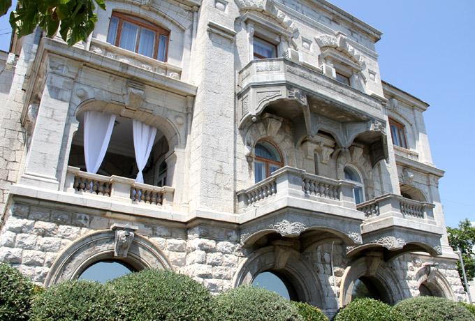 Дом барона Фредерикса (Крым)