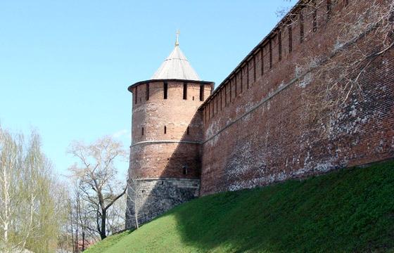Белая башня Нижегородского кремля