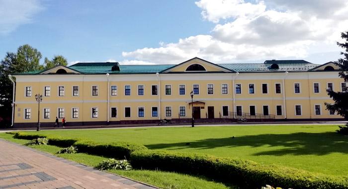 Гарнизонные казармы Нижегородского кремля