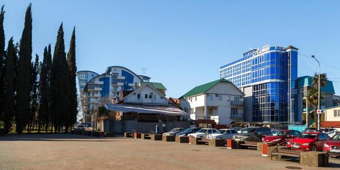 Отель Алтай (Адлер)