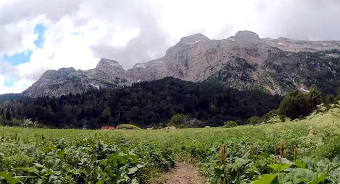 Гора Фишт (Лагонаки)