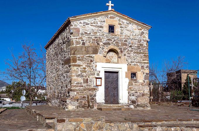 Церковь Святой Параскевы (Судак)