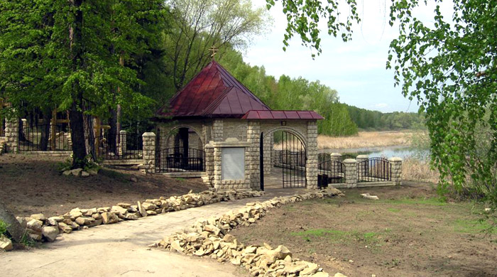 Храм святого Авраама Болгарского