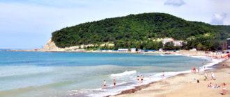 Поселок Джубга на Черном море
