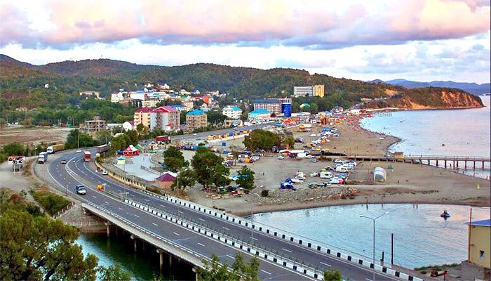 Курортный поселок Джубга (Краснодарский край)