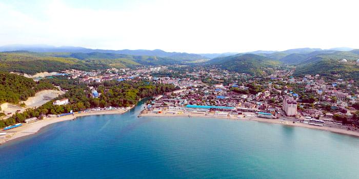 Джубга - курорт на Черном море