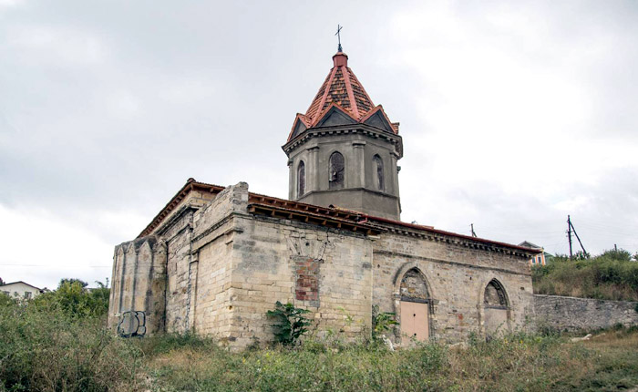 Церковь святого Георгия в Феодосии