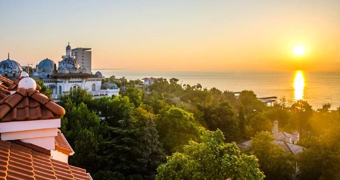 Город-курорт Феодосия