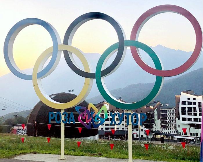Роза Хутор прославился благодаря Олимпиаде