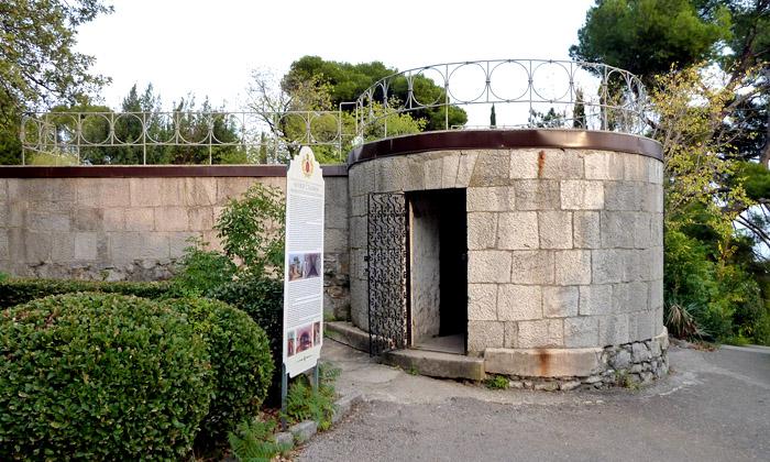 Бункер Сталина (Юсуповский дворец)
