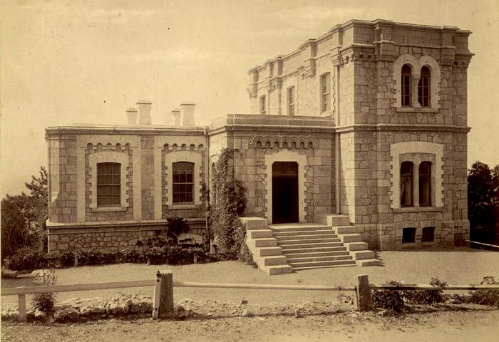 История дворца Юсуповых в Крыму
