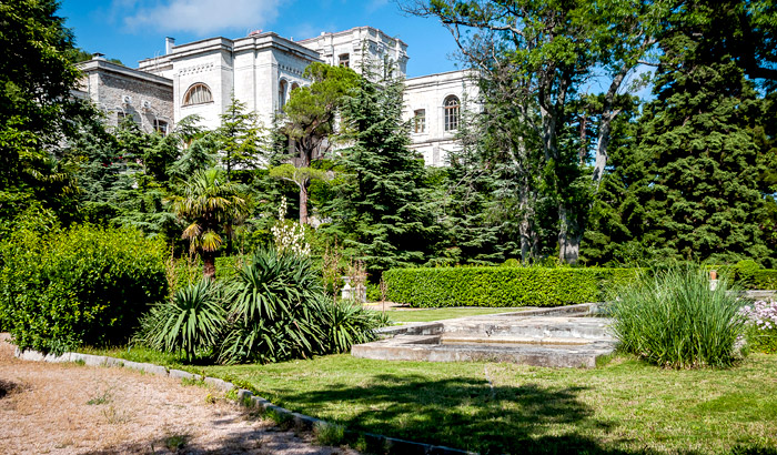 Парк Юсуповского дворца