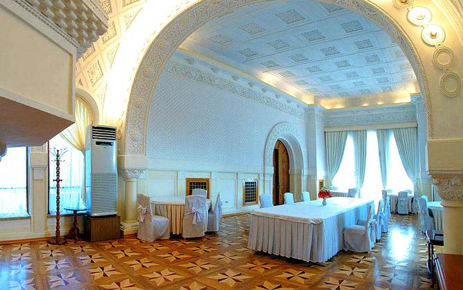 Внутри Дворца Юсуповых
