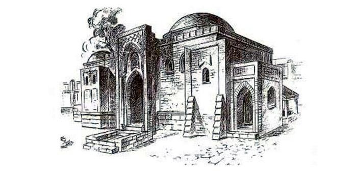 Караван-сарай в Биляре